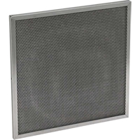 Washable CWA Aluminum Metal Filter  EA594 | NIS Northern Industrial Sales