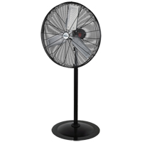 Heavy-Duty Oscillating Pedestal Fan EA666 | TENAQUIP