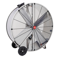 Stainless Steel Direct Drive Drum Fan EA760 | TENAQUIP