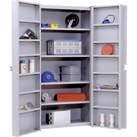 Deep Door Storage Cabinet FB024 | TENAQUIP