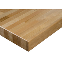 Laminated Hardwood Workbench Top FL592 | NIS Northern Industrial Sales