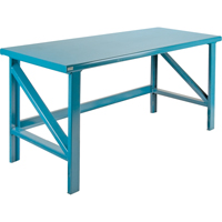 All-Welded Workbench | NIS Northern Industrial Sales