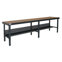 Vari-TuffTM Ergonomic Workbenches FG763 | NIS Northern Industrial Sales