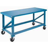 Extra Heavy-Duty Workbenches - All-Welded Benches FH465 | TENAQUIP