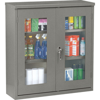 Clear Door Cabinet | NIS Northern Industrial Sales