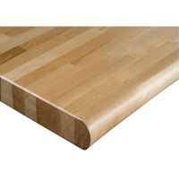 Laminated Hardwood Workbench Top FI522 | NIS Northern Industrial Sales