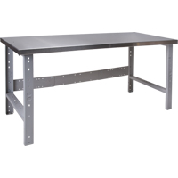 Stainless Workbench | NIS Northern Industrial Sales