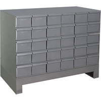 Industrial Drawer Cabinets With Base FI356 | TENAQUIP