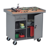 Mobile Workbench Cabinet FL652 | NIS Northern Industrial Sales