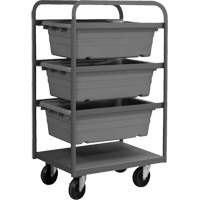 Mobile Tub Rack FM024 | NIS Northern Industrial Sales