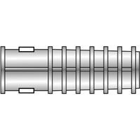Lag Bolt Anchors QA872 | TENAQUIP