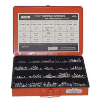 Pan Socket Tapping Screws Assortment GP059 | NIS Northern Industrial Sales