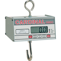 Digital Hanging Scales - Battery Powered HM356 | TENAQUIP