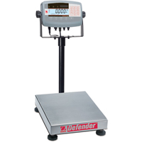 Defender™ 7000 Square Bench Scales IA640 | NIS Northern Industrial Sales