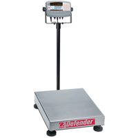 Defender™ 7000 Square Bench Scales IA644 | NIS Northern Industrial Sales