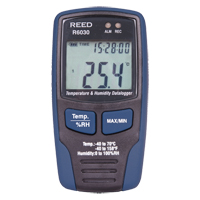 Temp/RH Data Loggers IA680 | TENAQUIP