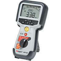 Insulation/Continuity Testers IA811 | NIS Northern Industrial Sales
