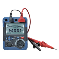 Insulation Resistance Tester IA855 | NIS Northern Industrial Sales