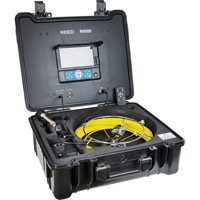 REED R9000 Pipe Video Inspection System IB751 | NIS Northern Industrial Sales