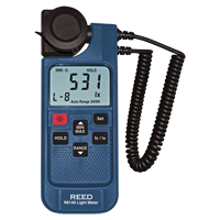 REED LED Light Meter IB929 | TENAQUIP
