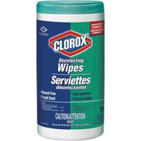 Cleaners & Disinfectants - Clorox® Disinfecting Wipes JC228 | NIS Northern Industrial Sales