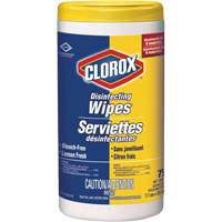 Cleaners & Disinfectants - Clorox® Disinfecting Wipes JC229 | NIS Northern Industrial Sales