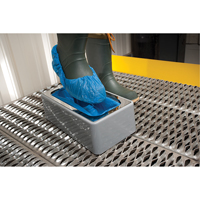 Automatic Shoe Cover Dispenser JD263 | NIS Northern Industrial Sales