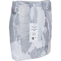 Wiping Rags Recycled Grey Fleece JD398 | TENAQUIP