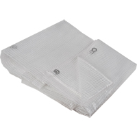 Clear Plastic Tarp | NIS Northern Industrial Sales