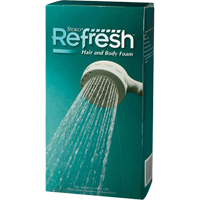 Refresh™ Hair & Body Foam Soap JH253 | TENAQUIP