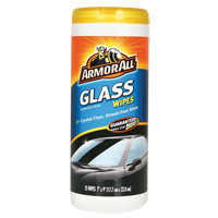 ARMOR ALL ® Glass Cleaning Wipes JH324 | NIS Northern Industrial Sales