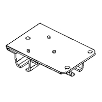 Custom Curtain Partitions - Ceiling Mounts KB022 | NIS Northern Industrial Sales