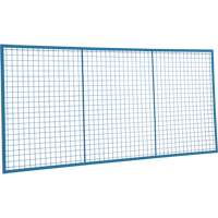 Wire Mesh Partition Components - Panels KD037 | NIS Northern Industrial Sales