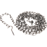 18' Security Chain w/Hook KH027 | NIS Northern Industrial Sales