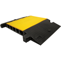 Yellow Jacket® 5-Channel Heavy Duty Cable Protector KI222 | NIS Northern Industrial Sales