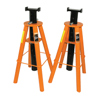 Shopstands - Pin Type Safety Stands LA841 | TENAQUIP