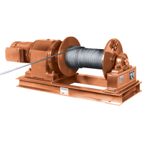 Heavy-Duty Electric Winches - Hauling Series LB273 | NIS Northern Industrial Sales