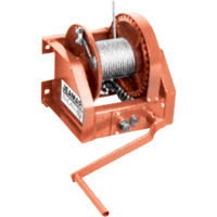 Hand Winches - Heavy-Duty LB294 | NIS Northern Industrial Sales