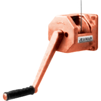 Hand Winches - Heavy-Duty Aluminum LB302 | NIS Northern Industrial Sales