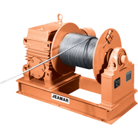 Heavy-Duty Electric Winches - Lifting Series LA763 | NIS Northern Industrial Sales