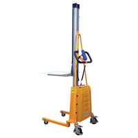 Electric Office Lift Platform Stacker - EOL LU543 | TENAQUIP