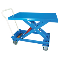MobiLeveler® Mobile Self-Levelling Work Table LV462 | NIS Northern Industrial Sales