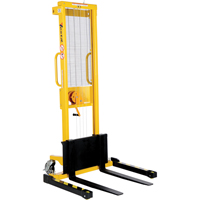 Manual Hand Winch Stacker LV616 | TENAQUIP
