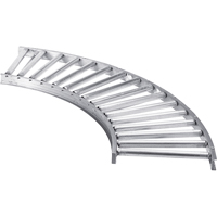 90° Curved Conveyor MA082 | NIS Northern Industrial Sales