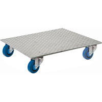 Aluminum Deck Dolly | NIS Northern Industrial Sales