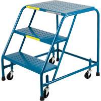 Rolling Step Ladders MA613 | NIS Northern Industrial Sales