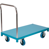 Steel Platform Truck | NIS Northern Industrial Sales