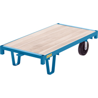 Semi Live Skid Wood Deck | NIS Northern Industrial Sales