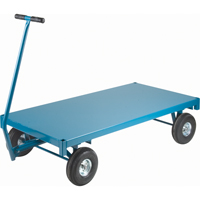 Steel Deck Wagon Truck | NIS Northern Industrial Sales