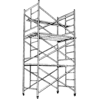 Scaffolding Kit MD248 | NIS Northern Industrial Sales